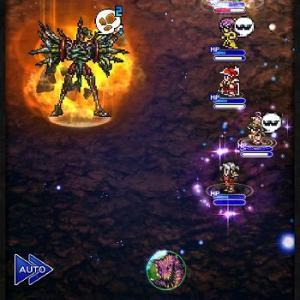 FFRK ★5魔石 ヘカトンケイル攻略!並び順が大事だった!