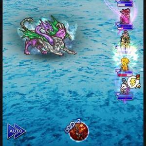 FFRK ★5魔石 キマイラブレイン攻略!たまねぎ剣士さまさま♪
