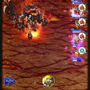 FFRK ★5魔石 ベリアス攻略完了!さすがのたまねぎ剣士!