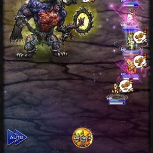 FFRK ★5魔石 キングベヒーモス 攻略!狂式解除とヘイスガがポイント?
