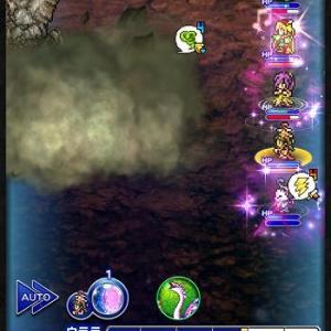 FFRK ★5魔石 アダマンタイマイ攻略!たまねぎ剣士覚醒の4属性終了!