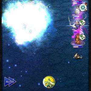 FFRK ★5魔石 ジオスゲイノ攻略!新しく作ったボルテックがブレイク!