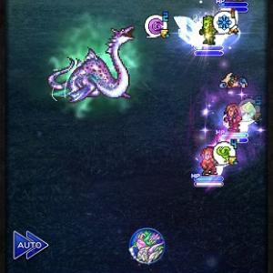 FFRK ★5魔石 シルドラ30秒切り撃破!