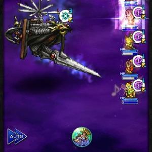 FFRK ★5魔石 アーク攻略!★5魔石攻略完了♪そしてこっそり分身ラッキー装備召喚