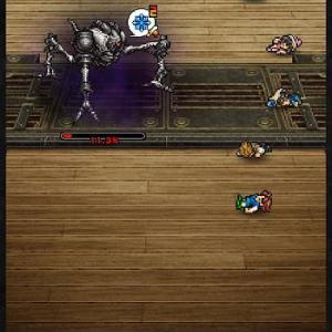 FFRK 極彩+ 属性兵器 オメガの炎弱点攻略!2属性目♪