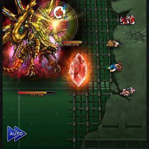 FFRK 超越 眩い亜竜の咆哮 バハムート・烈をクリア。あきらめたけど動画で学んでやっと攻略!