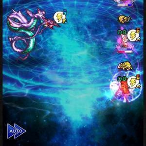 FFRK ★6リバイアサン(魔法有効)を攻略!復活作戦でどさくさクリア!?