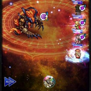 FFRK ★6魔石 イフリート(魔法有効)。強化された編成で再チャレンジ。そして攻略!