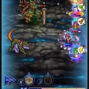 FFRK 彷徨+ギルガメッシュ FF9 攻略!ガーネット、強い!