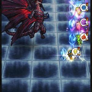 FFRK 覇竜FF4を攻略!ローザシンクロのトラップに気づいてクリア!