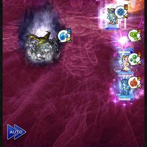 FFRK 絶夢 FF1(ブラックドラゴン)を30秒切り攻略!クリア動画あります♪