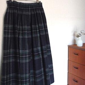 【冬のマイ定番ワードローブ】トラッドでベーシックなスカート