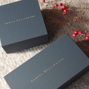クリスマスプレゼントに選んだもの〜さりげないペア感が素敵な、シンプル小物〜