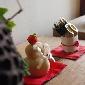 お正月のしつらい〜中川政七商店の新しいお飾りと、アレンジメントを変身させて〜