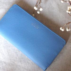 【春財布】数年迷って買い替えた、春カラーの新しいお財布