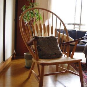 シンボルアイコンとして家具を置く〜わが家のウェグナーと40からのもの選び〜