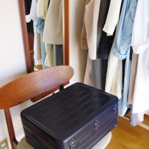 お手本は好きなお店〜収納専用の道具をあえて使わない収納方法〜