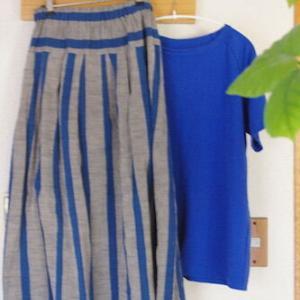【思わず手が伸びる1枚】おばあちゃんになっても着たい!伝統素材で作られた快適スカート