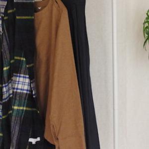【無印の服】コットンなのにふんわり温か、リラックスできるのにかわいいブラウス