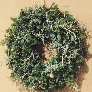 今年のフレッシュクリスマスリース、と緊急のため駆け込み!年内に届くふるさと納税まとめて申請