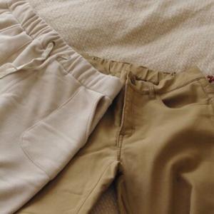 〈履く毛布シリーズ・デザイン違いを迷わずリピ買い!〉年末年始にもおすすめ☆寒さに負けないプチプラボトムス2着