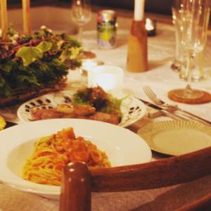 〈外食より断然お得で美味しい♪〉週末が楽しみになる夫のこだわりパスタ