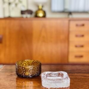 〈やっぱりガラスが好き〉夏は格段に美しい、北欧ヴィンテージの器たち