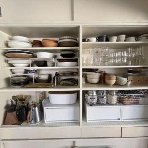〈快適な暮らしは古くても叶う!〉備え付け家具を120%活かす、わが家のキッチン