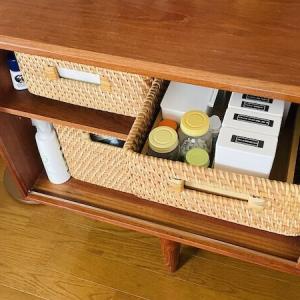 〈北欧ヴィンテージ家具〉収納家具としてもさすが、クラフトマンシップの生きるサイドボード
