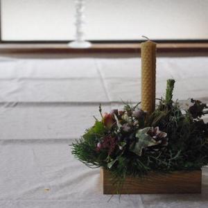 テーブルを華やかに〜お正月も楽しめる、二度美味しい花のある暮らし〜