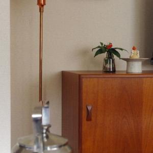 北欧家具とお正月飾り〜リビングの新年インテリア〜