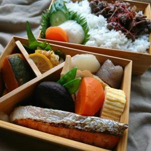 柔道初段獲得したり〜恩師へのお弁当〜二段のお重だったり〜