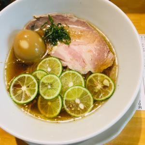 冷やしラーメンと汁なしまぜそば@本町製麺所阿倍野(文の里)