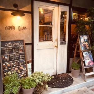 長居公園からすぐのおしゃれカフェ:cafe glue