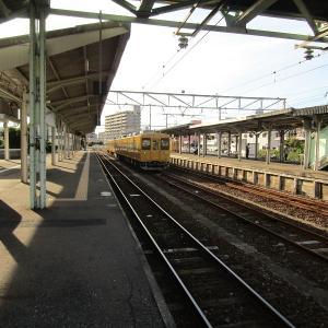 前情報だけで宇部新川駅