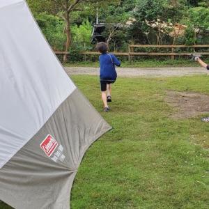 キャンプ終了!