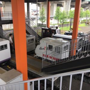 夏休みの鉄道博物館2