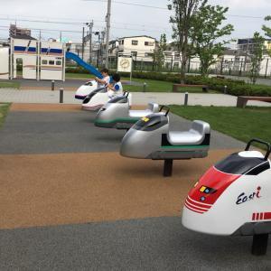 夏休みの鉄道博物館3
