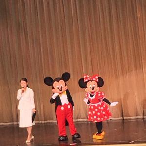 真夏のディズニー2回目⑤(パークファンパーティー)