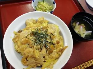 調理実習3回目★彡親子丼