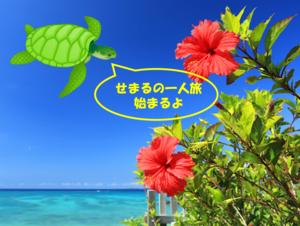 せまるの一人旅in沖縄★彡第1話:Dining chez TAIRAさんにて