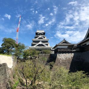 久しぶりの熊本城
