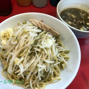 再訪3 豚ゆう つけ麺(950円)麺250gニンニク