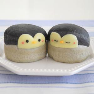 【レシピコラム】もふもふ♪ペンギンの赤ちゃんパン♡