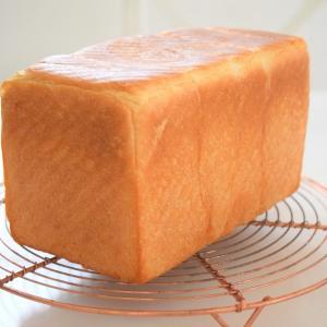 もちもちシンプル角食1.5斤♪U字成形。
