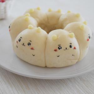 ちいかわちぎりパン♡ #キャラパン