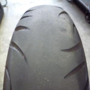 フュージョン タイヤ交換など
