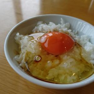 卵かけご飯☆
