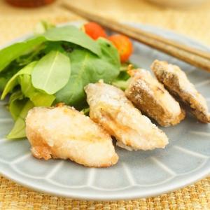 【モニター】魚醤でつくる!鮭しょっつるで秋鮭の竜田揚げ