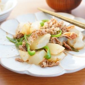 【スパイス大使】牛肉とこんにゃくのピリ辛炒め
